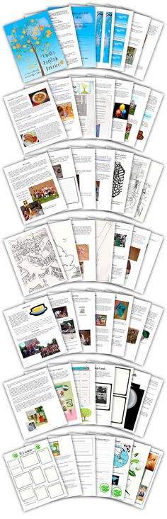 Family history ideas for kids or reunions