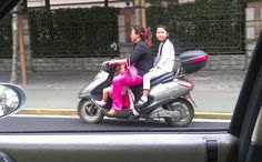 More of risk, fun and saving money by families in #China