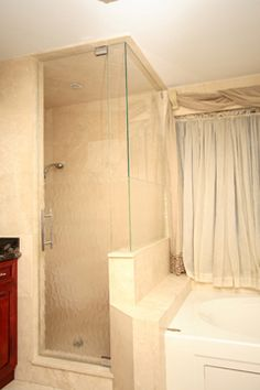 Pictures of our Work - Frameless Shower Doors, Inc. / Frameless Glass Shower Doors - Coral Springs, Florida
