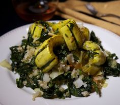 Roasted Delicata Squash, Kale and Quinoa, Seasonal Chef, Maria Reina