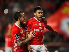 Benfica-Belenenses, 4-0 (resultado final)