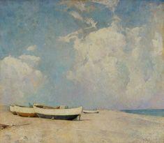 Emil Carlsen Summer Clouds, 1910
