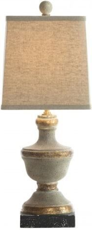 Truro Lamp (Light Gray)