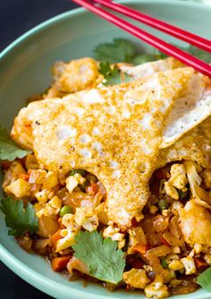 Love this recipe! Indonesian Fried Rice Recipe! Cant wait to make it! This is also a Paleo Diet friendly dish! | eat drink paleo
