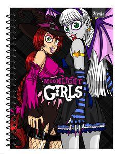 Linha Moonlight Girls.
