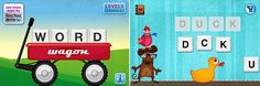 Word Wagon is an adorable ABC app. We might love it even more than our kids do.
