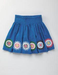 Great idea, but I'd use crochet flowers