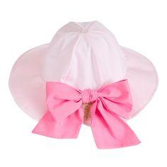 Plantation Pink and Hamptons Hot Pink Bow $44