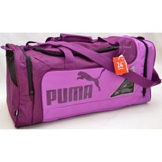 Puma Fundamentals Purple 24