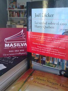 Joel Dicker en Masilva