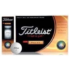 Titleist Pro V1 Golf Balls (One Dozen) (Sports) http://www.amazon.com/dp/B00474DD54/?tag=gamzon0d9-20 B00474DD54