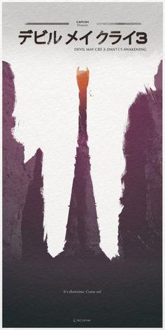 De superbes affiches de jeux vidéo... en mode cinéma - Les mégalopédies de Oz