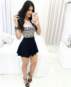 Ultimate fashion guide to help you look fantastic is one of our best outfits for ladies. Sexy Dresses, Cute Dresses, Beautiful Dresses, Short Dresses, Summer Outfits, Casual Outfits, Cute Outfits, Skirt Outfits, Dress Skirt