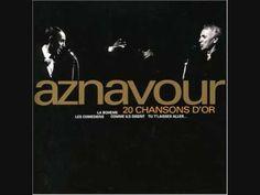 Charles Aznavour - Paris Au Mois D'août