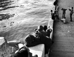 Behind Notre-Dame Paris 1963 André Kertész