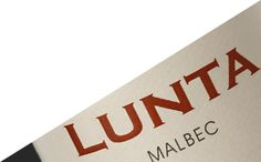 Lunta is an old-vine Malbec that hails from a restored ancient riverside vineyard overlooking the Lunlunta Hills and highlights fresh, expressive floral and red fruit characteristics. Red Fruit, Wines, My Love