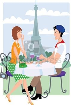 paris illustration - Google 搜尋
