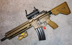 117 Best HK 416 images in 2015 | Military guns, Tactical gear, Firearms