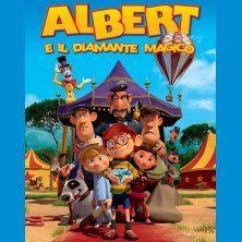 Albert è un bambino intelligente e sfacciato che è molto temuto per i suoi scherzi in tutta la città. Quando distrugge accidentalmente la statua dell'eroe locale, il famoso capitano di mongolfiera Leopoldus, per risolvere il guaio che ha combinato, decide di partire all'avventura per diventare lui stesso un capitano!