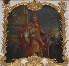 Was der Vater - Kurfürst Max Emanuel - nicht erreichte, erlangte sein Sohn Karl Albrecht - die Kaiserkrone.