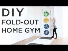 HomeMade Modern EP113 DIY Fold-Out Gym
