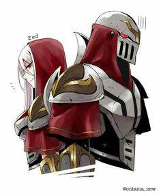 League of Legends live by EmyGamer League Of Legends Live, Katarina League Of Legends, Champions League Of Legends, League Of Legends Characters, Fictional Characters, Zed Lol, Fate Archer, Dragon Ball, Character Art