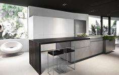 A Concrete Kitchen