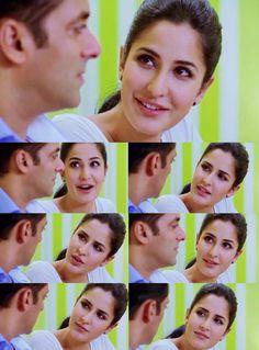 Katrina Kaif in Ek Tha Tiger Salman Katrina, Ek Tha Tiger, Big Big, Katrina Kaif, Salman Khan, Bollywood Actors, K2, Indie, Faces
