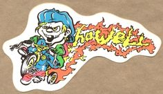 The New Deal Andy Howell Sticker