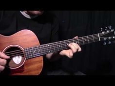 "how to play ""Dear Prudence"" by The Beatles_John Lennon - acoustic guitar lesson - YouTube"