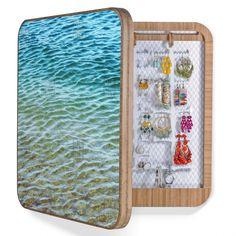 Shannon Clark Ombre Sea BlingBox | DENY Designs Home Accessories