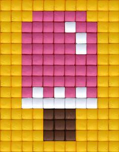 #icecream #pixels #pixelhobby #beads