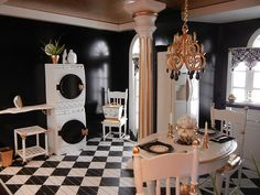 gloria doll Dining Room repaint - Google Search