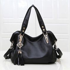 3b7fc0380ab Fashion Luxury Retro Women s Handbag Tote Leather Hobo Shoulderbag  Messenger Bag   eBay Large Women,