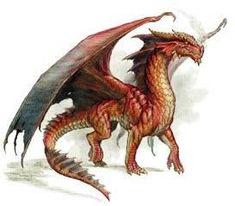 d&d red dragon - Google Search