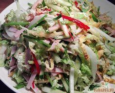 """Японский салат """"Киото"""""""