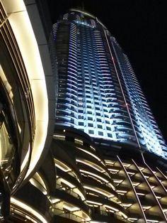 The Address hotel Downtown- Dubai