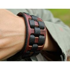 Jon Wye // Custom Leather Cuffs & Belts