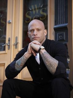 ami james...tattooed hottie!