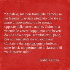 #gibran #amore