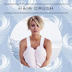 Kaley Cuoco's hair gets top honours as our hair crush of the week