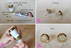 DIY earings
