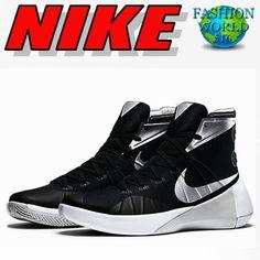 New Nike Hyperdunk 2015 TB Team Basketball Shoes Men's Size 14 749645-001 $140 #Nike #BasketballShoes