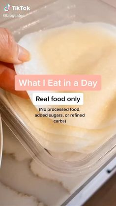 Watch this Healthy Food TikTok by and start eating healthier food to manage your weight better Healthy Foods To Eat, Healthy Smoothies, Easy Healthy Recipes, Real Food Recipes, Healthy Snacks, Snack Recipes, Cooking Recipes, Yummy Food, Tasty Videos
