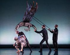 julie taymor flying bird puppets - Google Search