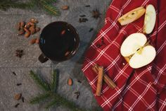 Spicy mulled wine recipe