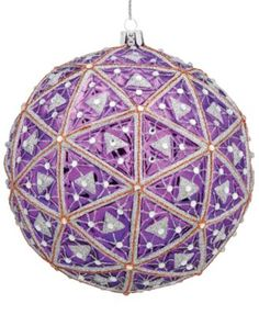 Waterford Times Square 2016 Masterpiece Ball Ornament