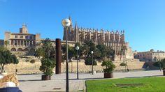La Seu / Catedral de Mallorca in Palma, Islas Baleares
