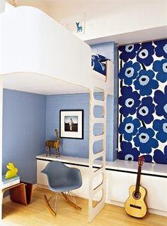MARQ / propuesta / loft bed