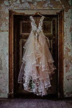 Dream Wedding Dresses, Bridal Dresses, Flower Girl Dresses, Floral Wedding Gown, Colored Wedding Dresses, Wedding Dresses With Flowers, Modest Wedding, Elegant Wedding, Scoop Wedding Dress